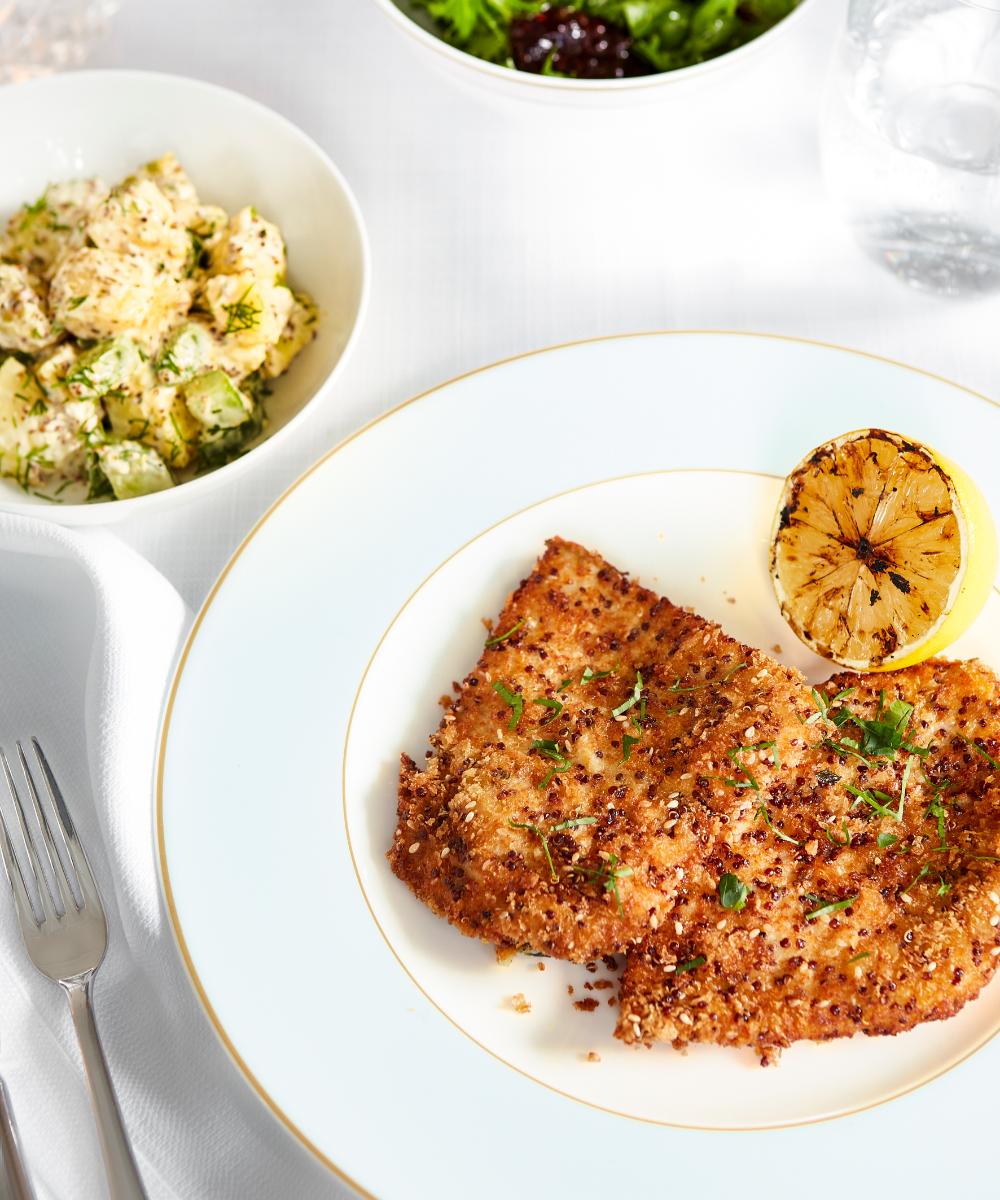 La Cuisine De Bistrot vakko bistrot: vakko's touch on the french cuisine