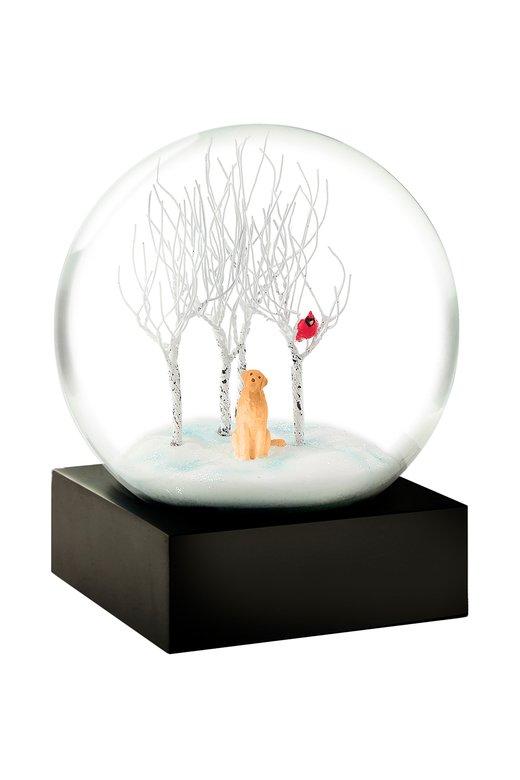 Kar Küresi Snow Globe Lab In Woods 868188275586