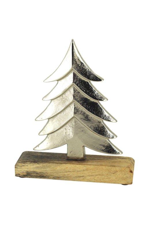 Tahta Ayaklı Yılbaşı Ağacı Obje 868188220720