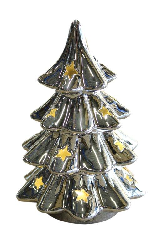 Porselen Yılbaşı Ağacı Obje 868188220733