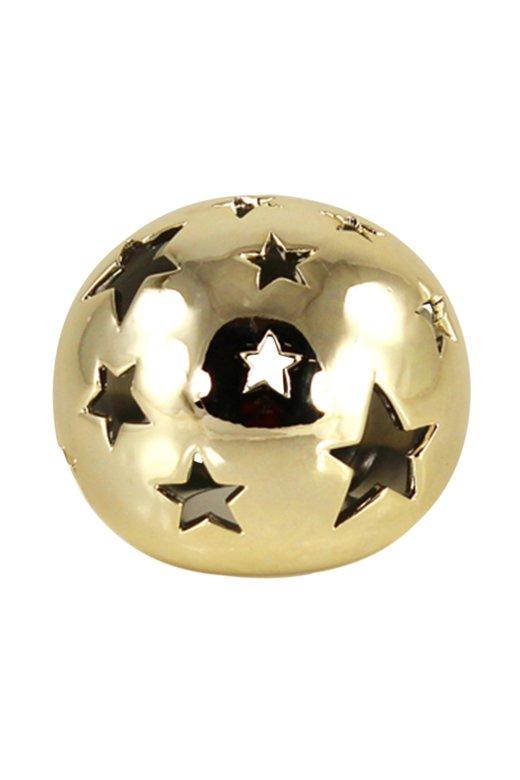Porselen Yıldızlı Top Obje 868188220716