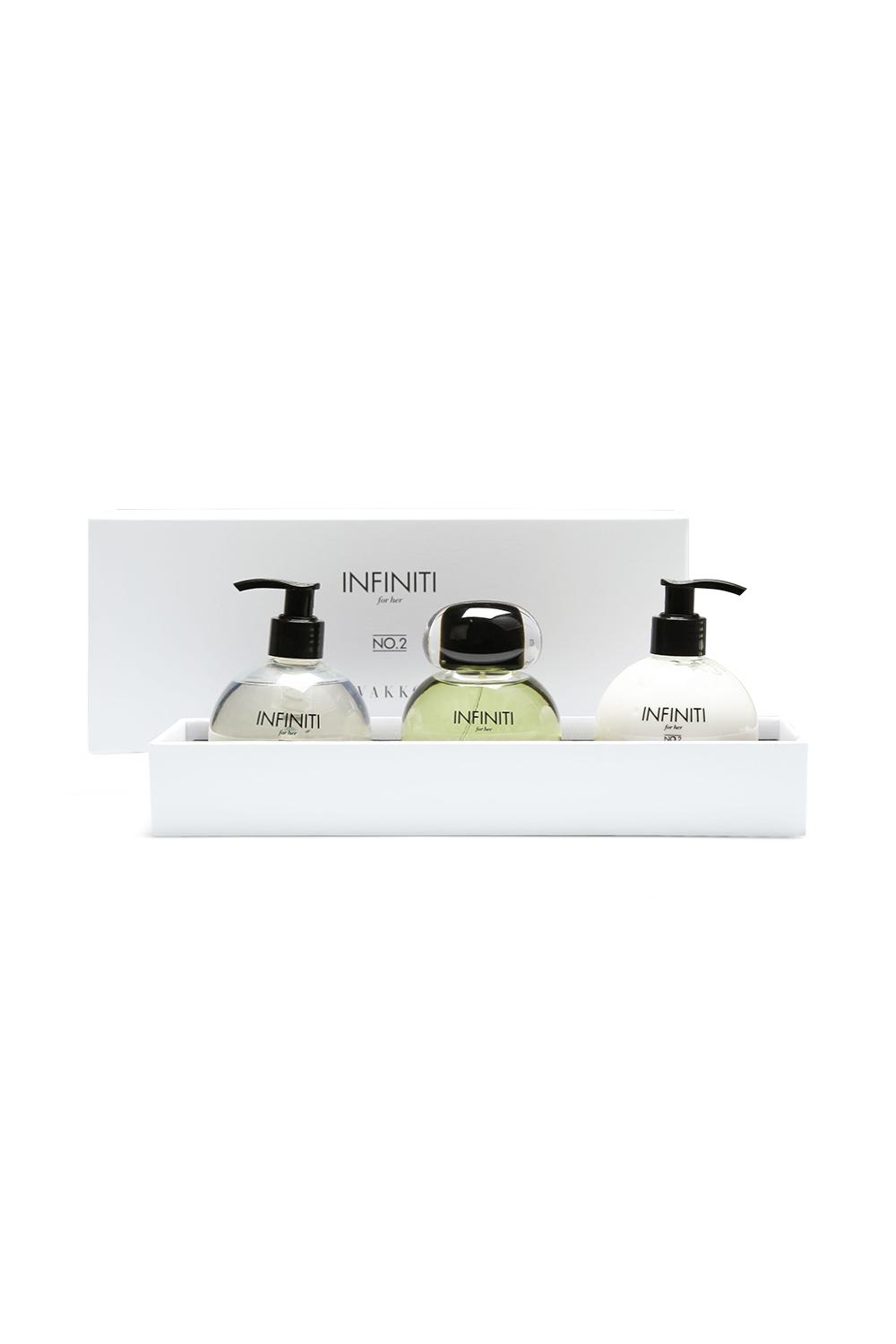 INFINITI FOR HER NO.2 EDP 3'LÜ SET 868167024334