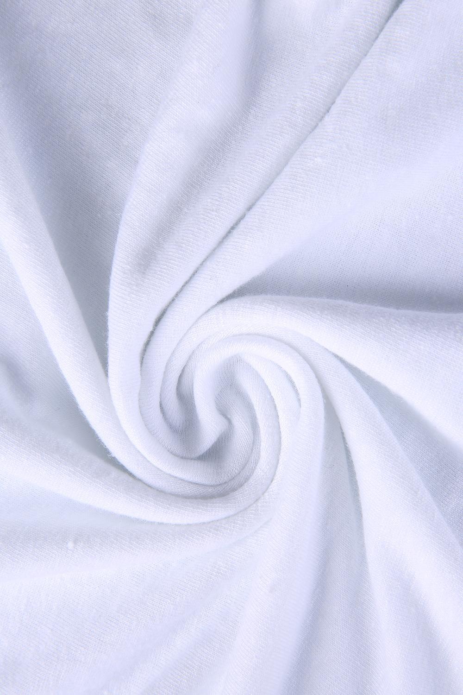 KEMİK RENGİ KETEN T-SHIRT 868206180880